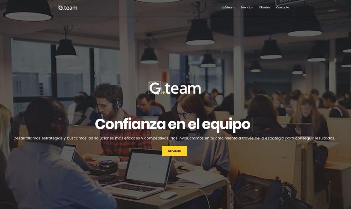 Diseño web con vídeo