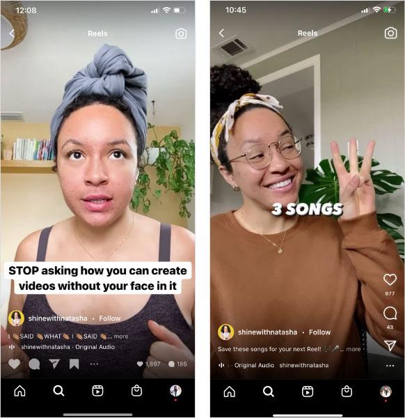 Hazte viral en Instagram Reels